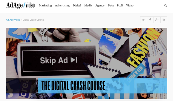 digital crash course